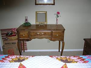 Dressing Table From Craigslist