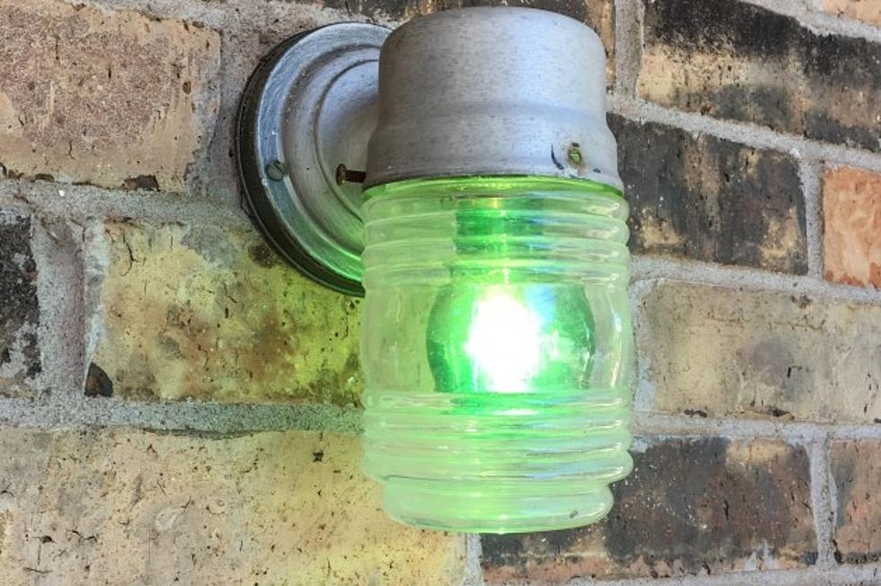 What Do All The Green Light Bulbs In Lubbock Mean