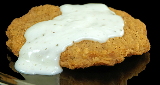 Country or Chicken Fried Beef Steak with Gravy