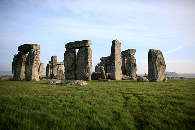 New Multimillion-Pound Visitor Centre At Stonehenge Opens