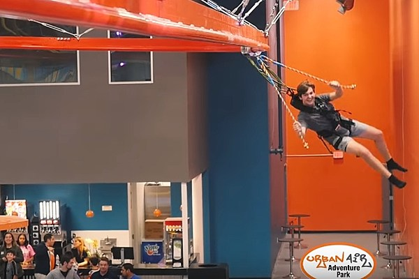 Urban Air Adventure Park To Open In Lubbock